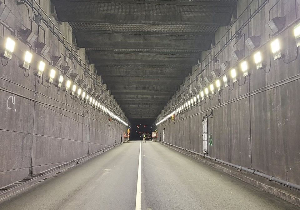 Eight Lane Tunnel to Replace George Massey Tunnel