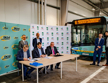 Polish Town Jaworzno Orders 6 Solaris Electric Buses