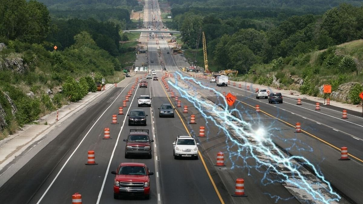 INDOT & Purdue Road Electrification Project in Indiana