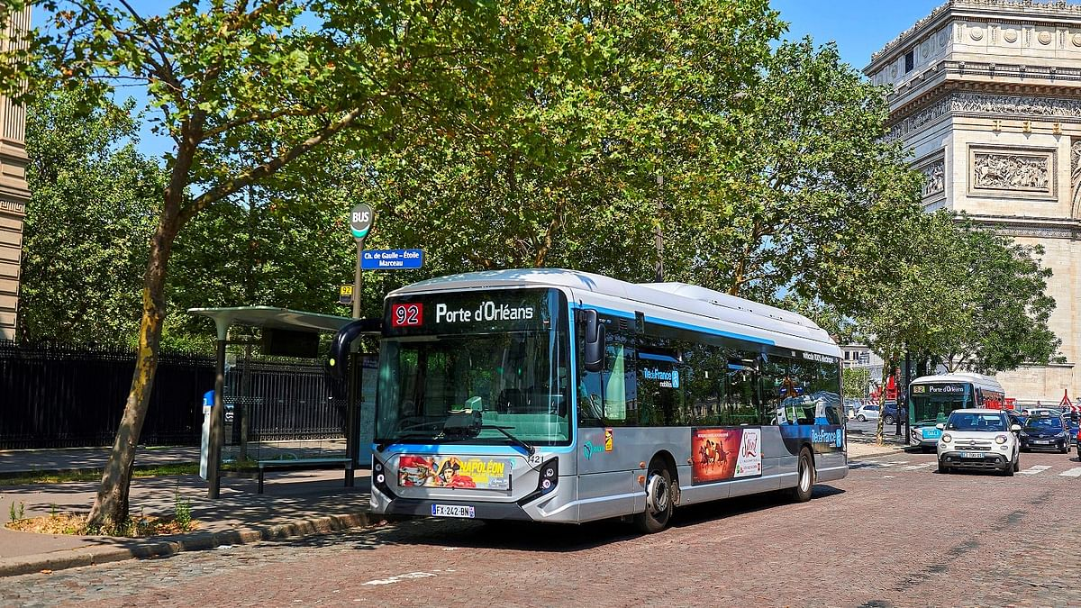 IVECO BUS Bags Major Order for Electric Buses in Paris