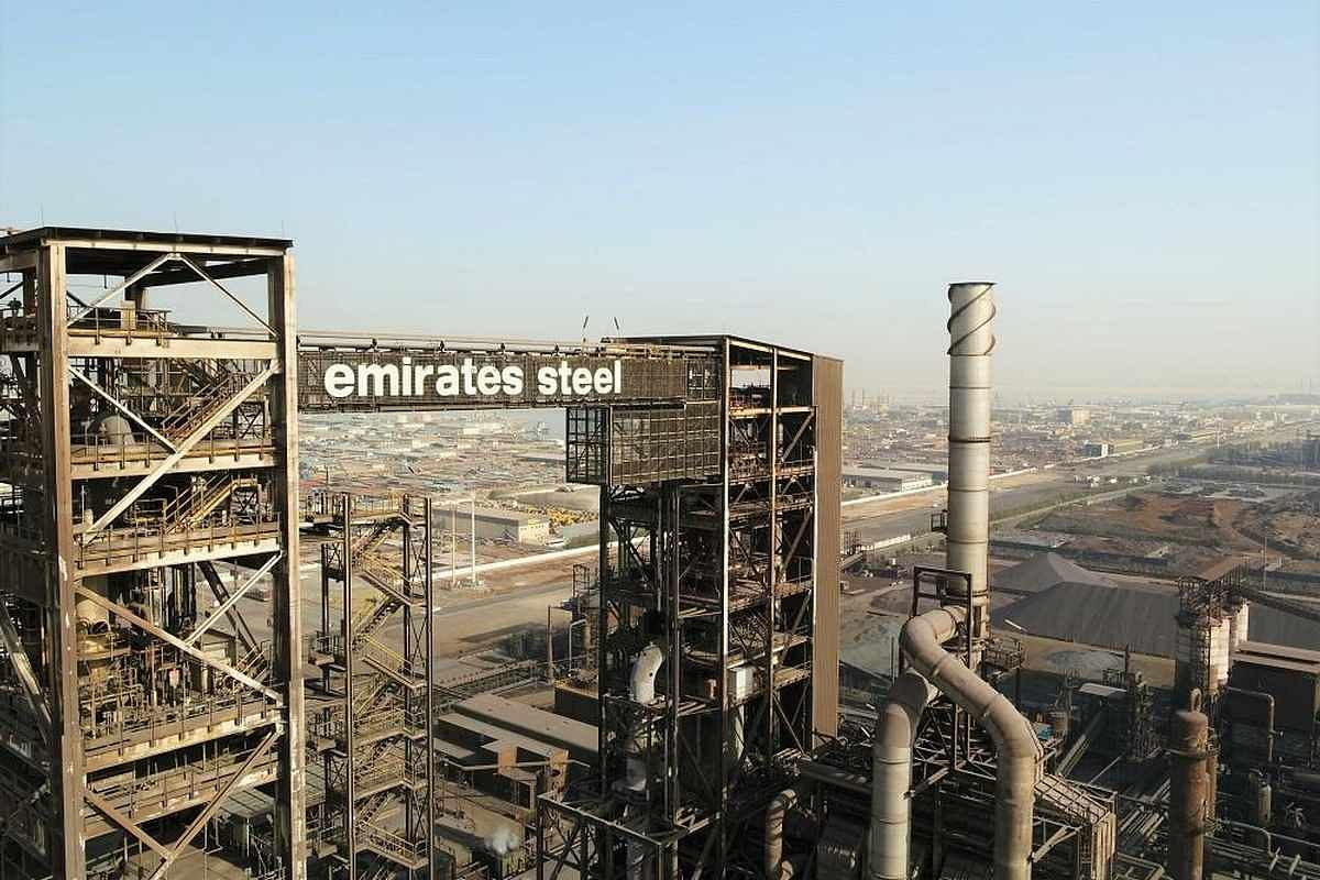 Emirates Steel Selects Tata Consulting Engineers Flat Steel Plant