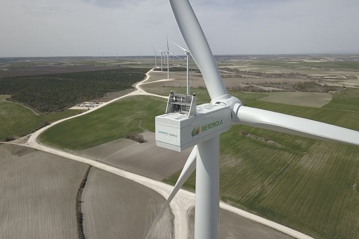 Iberdrola Commissions Herrera II Wind Complex