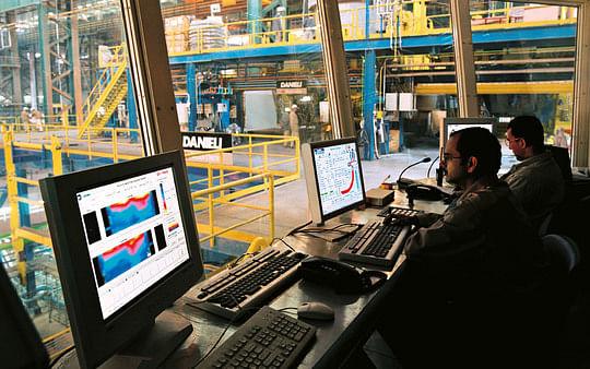 Ezz Steel Swings to Profit in H1 of 2021