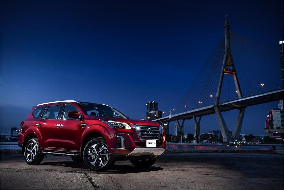 Nissan Terra Launched iin Thailand