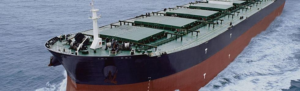 Bulk Carrier BELKNIGHT Delivered