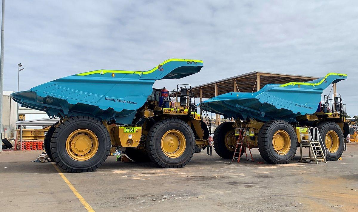 NLMK Supplies Abrasion Resistant Steel for Dump Trucks