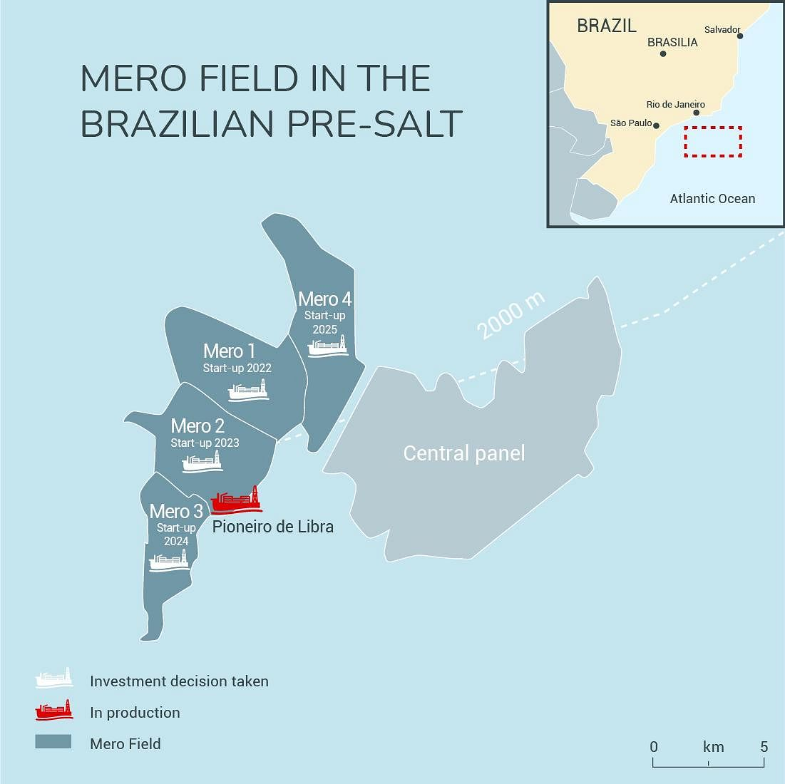 TotalEnergies Launches Phase 4 Mero Field Development