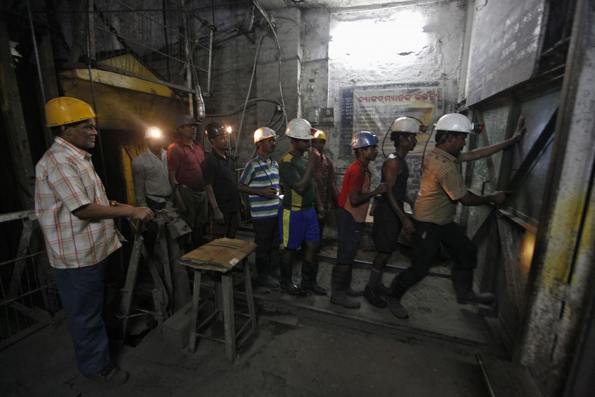 Coal India Unions Seek 50% Rise in Workers' Salaries