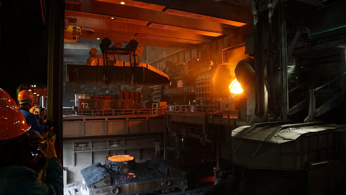 Steel Sector Emissions Targets Extremely Challanging