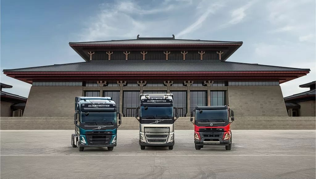 Volvo Trucks Acquires Truck Manufacturing Operation in China