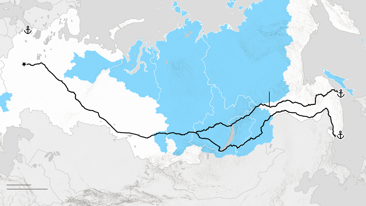 Mr Putin Orders to Promote Coal Transport to East for Exports