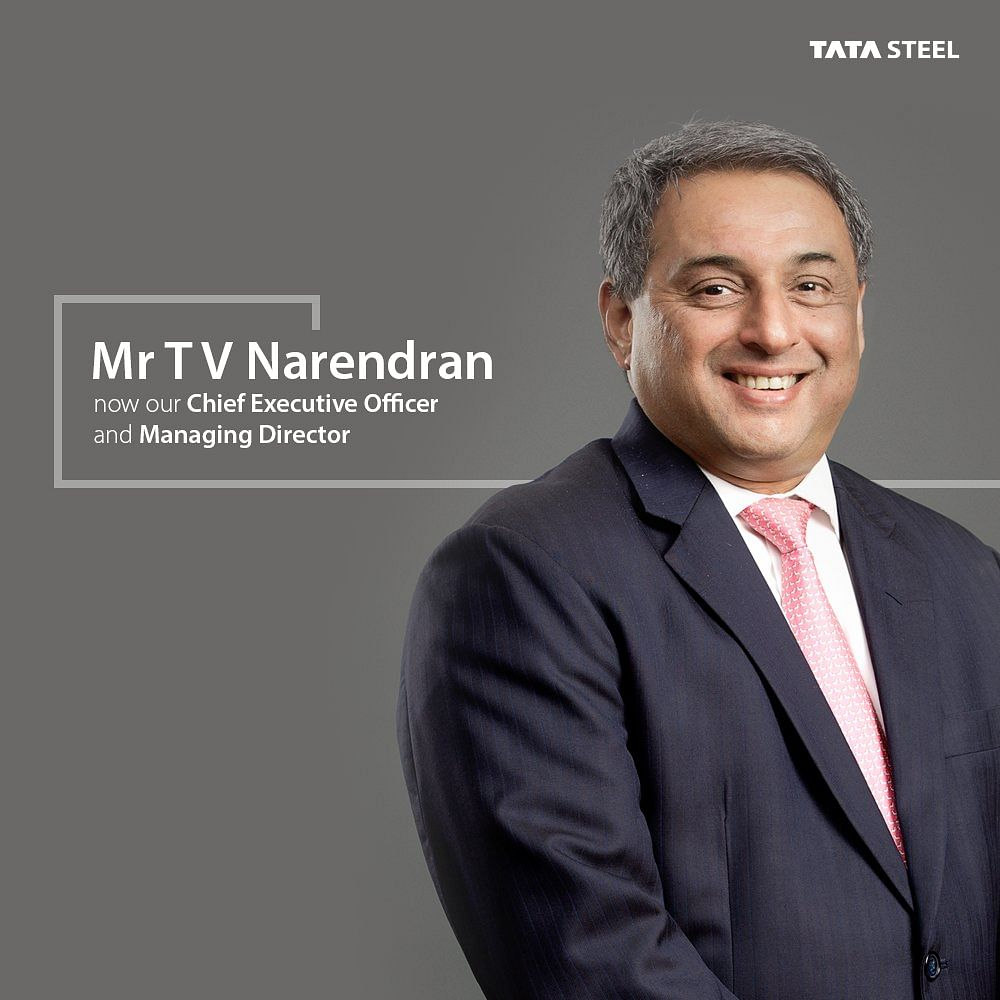 Tata Steel MD Suggest Index for Steel Prices in India