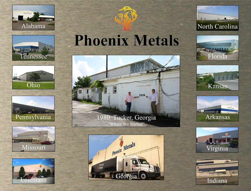 Phoneix Metal to Construct Plant South of Dayton