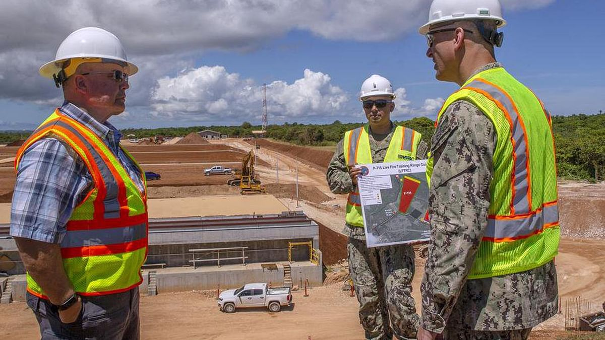 Black Construction & Tutor Perini JV Bas Officer Quarters Project