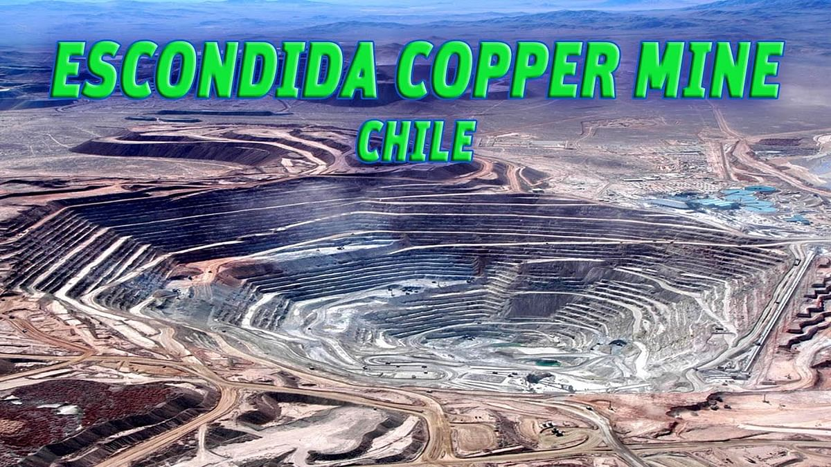 Workers at Escondia Copper Mine in Chile to Strike