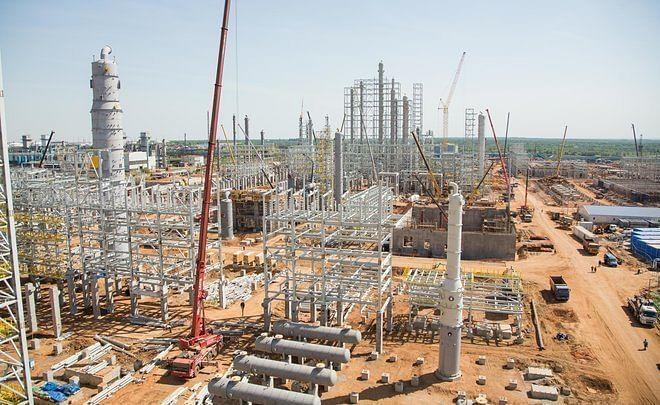 Mechel Supplies 14KT Steel Sections for Ethylene Plant in Russia