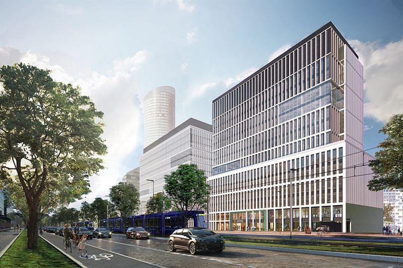Skanska Investing in Office Complex at Centrum Południe in Wroclaw