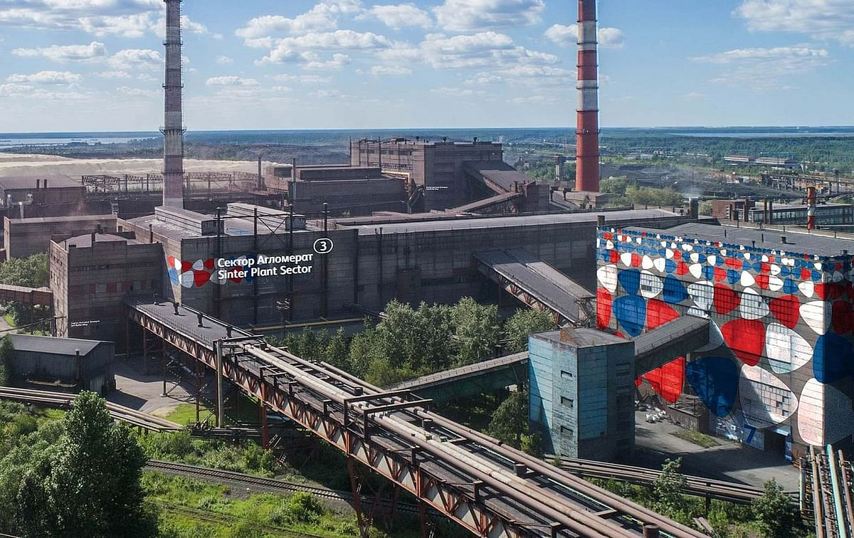 Severstal Reduced Discharges from CherMek in H1 of 2021