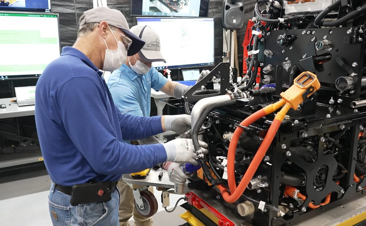 Toyota to Assemble Fuel Cell Modules at Kentucky Plant