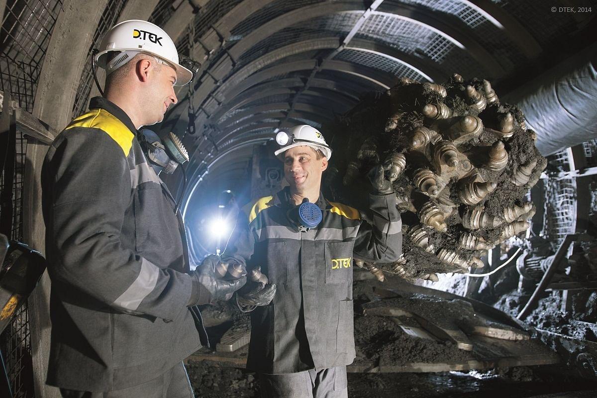 Ukrainian DTEK Selling Coal Mines to Armenian Yelena Hovhannisyan