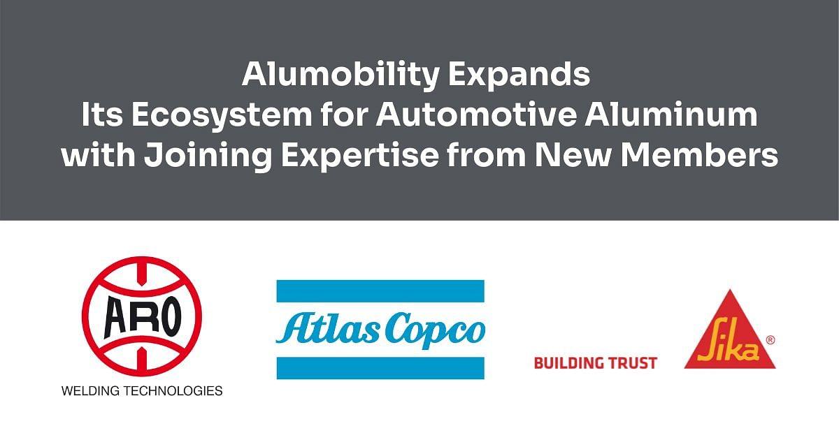 Alumobility Expands Ecosystem for Automotive Aluminum