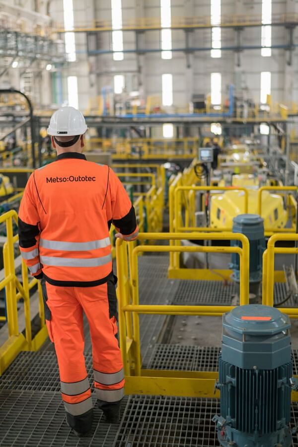 Metso to Supply Dewatering & Flotation Technology to Nornickel