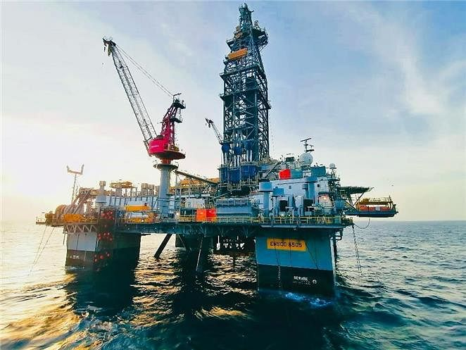 Lukoil Starts Exploration Drilling at Block 12 in Mexico