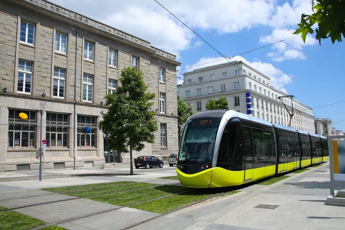 SYSTRA Returns to Brest with Tramway & Electric Bus Project