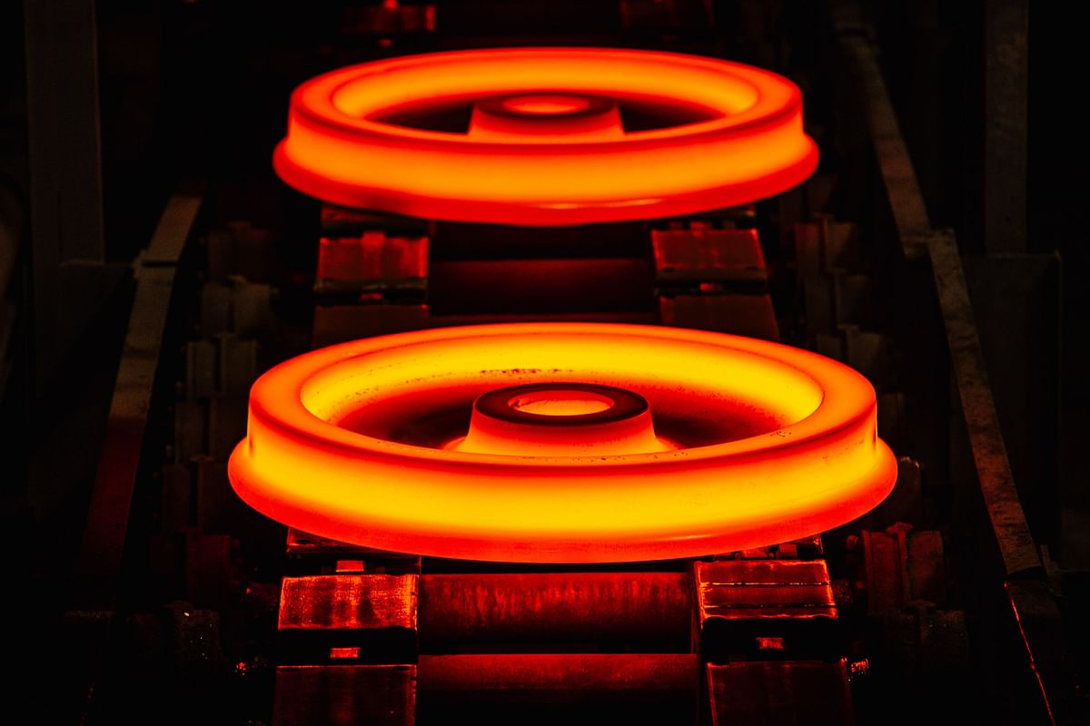 EVRAZ NTMK Investing in Production of Railway Wheels