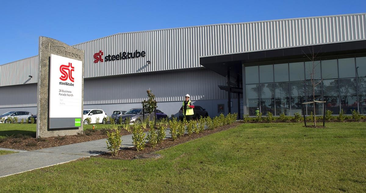 Strong Return to Profit for Steel & Tube in New Zealand