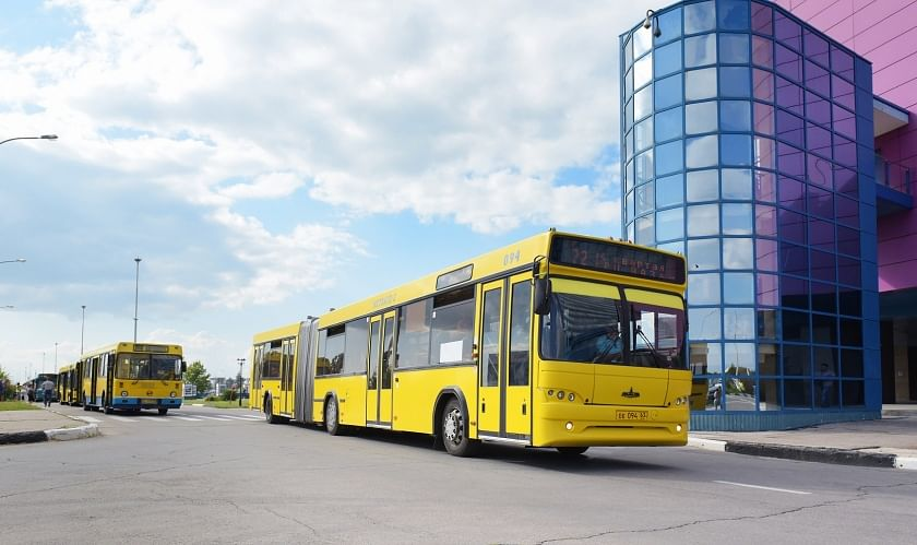 AVTOVAZ to Equip Buses with Air Recirculation Units