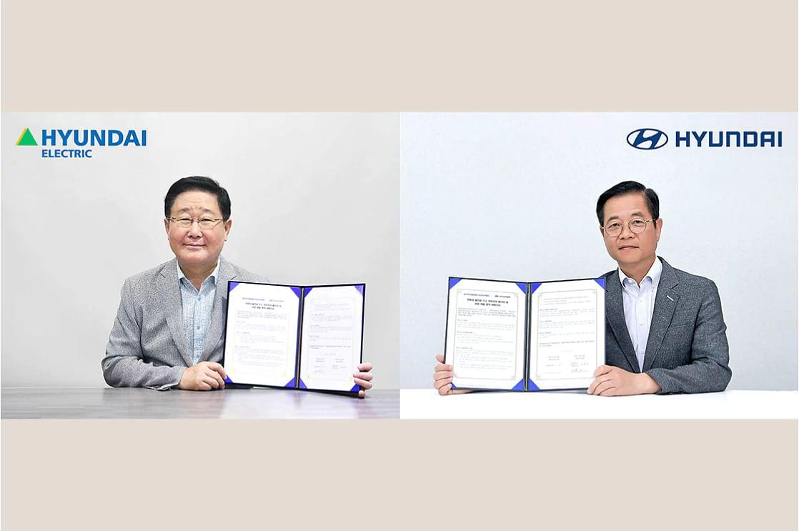 Hyundai Motor & Hyundai Electric to Develop Hydrogen Fuel Cell