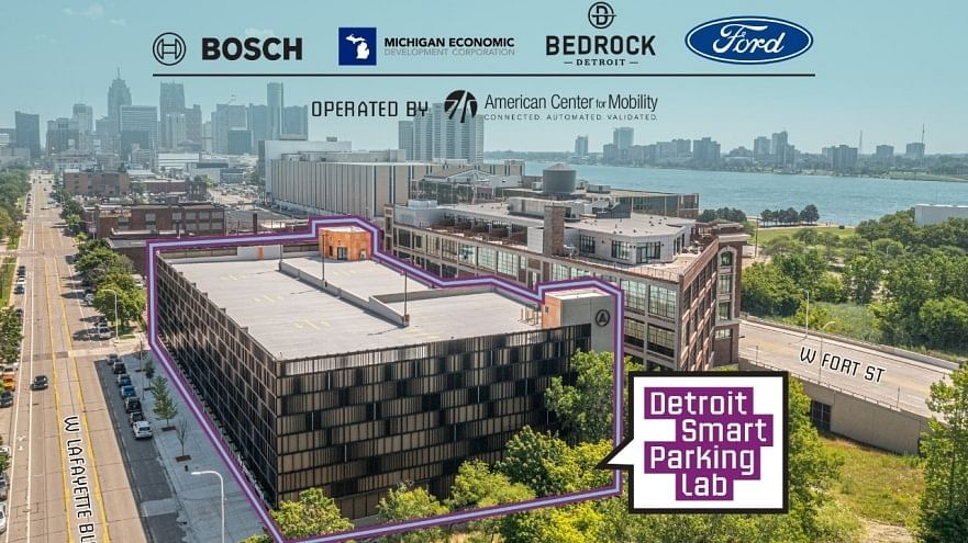 Detroit Smart Parking Lab to Open in September