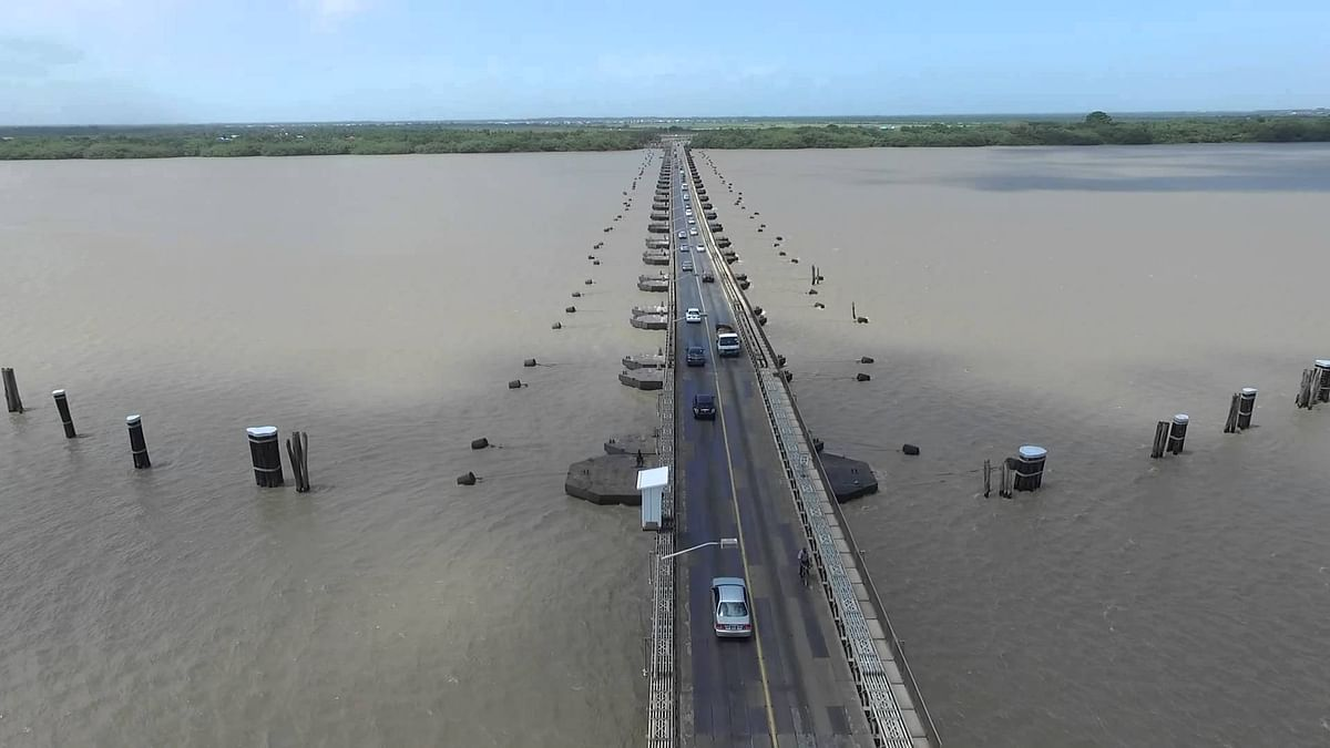 Tender Floated for Demerara Harbor Bridge in Guyana