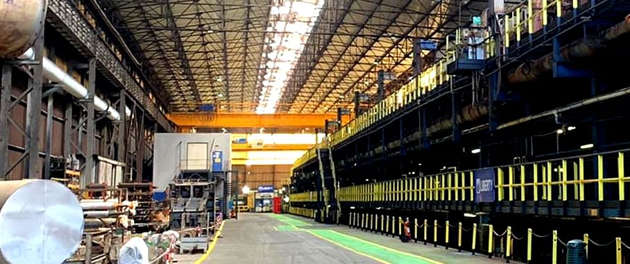 Liberty Magona Resumes Production with HRC from Galati in Romania