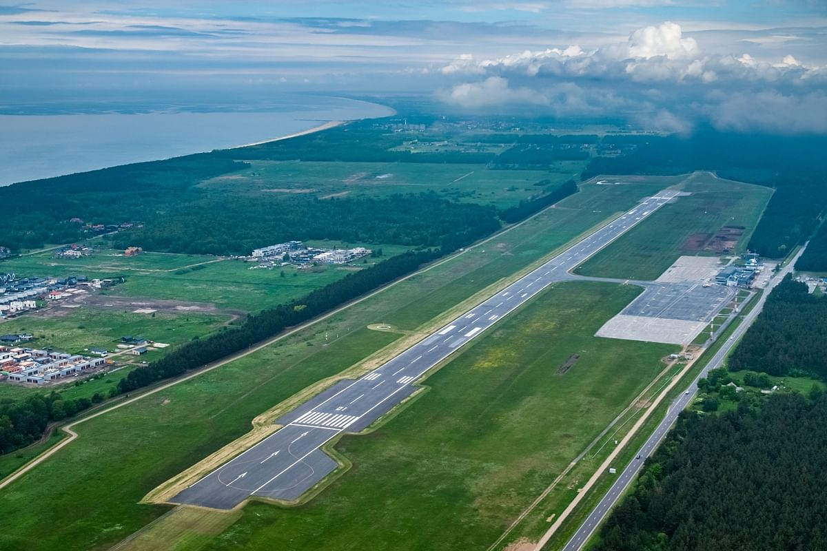 Palanga Airport Reconstruction in Lithuania