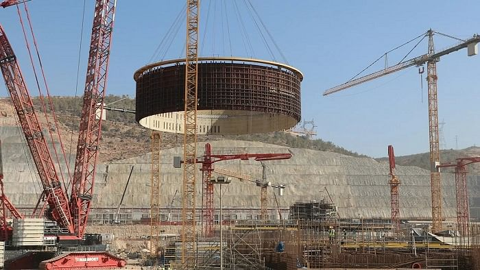 Second Tier Of Internal Containment Shell Installed On Akkuyu NPP