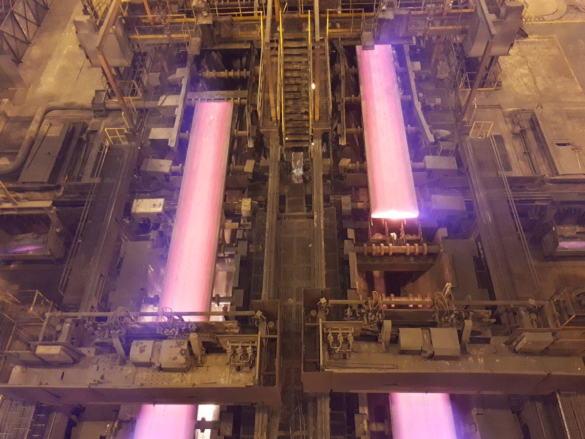 US Steel Production Capacity Utilization Slips Further in Week35