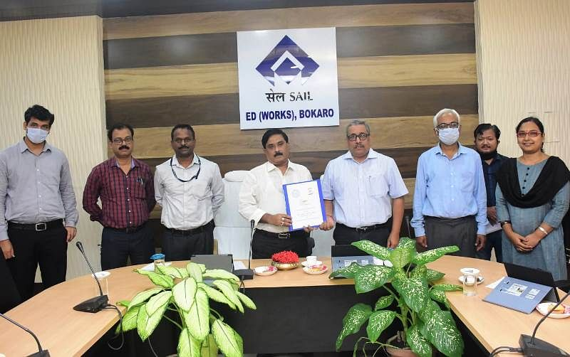 SAIL BSL & IIT Kanpur Sign MoU for Research Opportunities