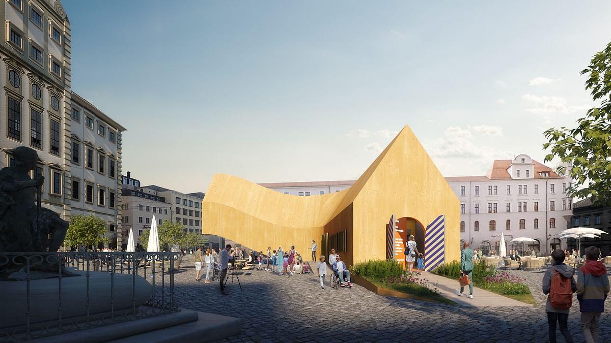 MVRDV is Part of World's Oldest Social Housing Foundation Design