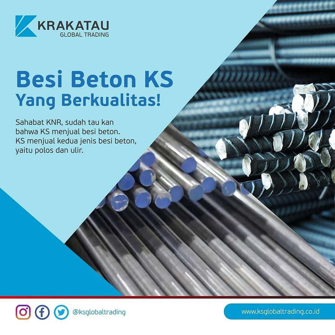 Krakatau Steel Forms Baja Konstruksi for Construction Supplies