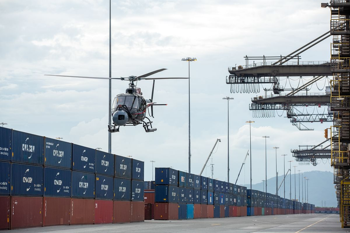 CMA CGM is Official Partner of New James Bond Film No Time To Die