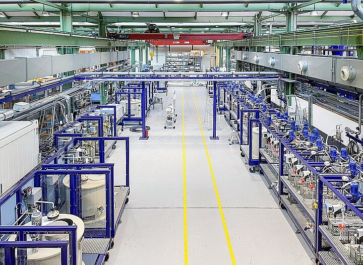 Primobius Completes Construction of Battery Recycling Plant