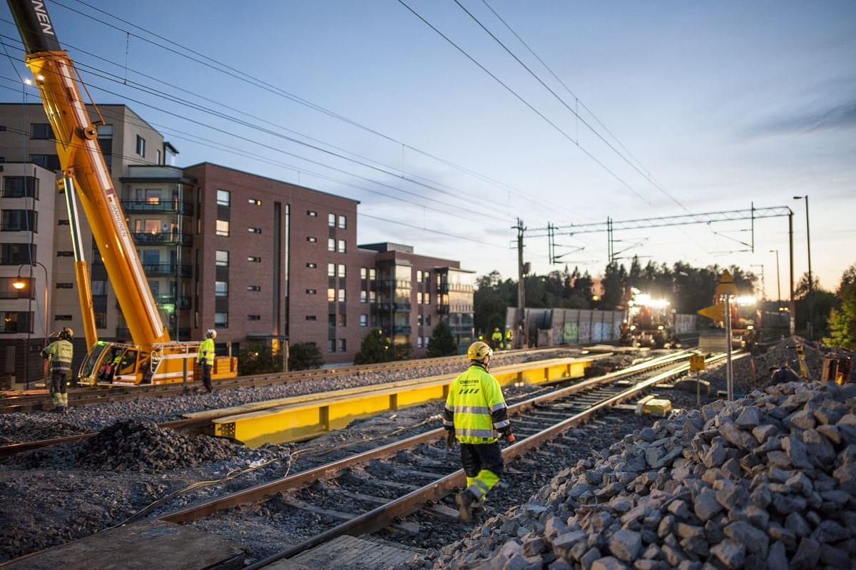 Colas to Acquire Infrastructure Firm Destia in Finland