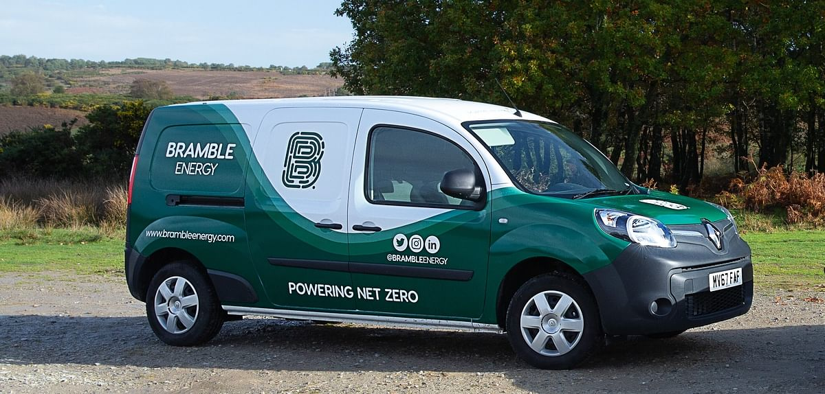 MAHLE & Bramble Energy Launch Fuel Cell Demonstrator Vehicle