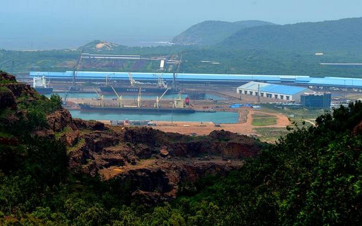 CITU Leader Alleges Gangavaram Port Overcharging RINL VSP