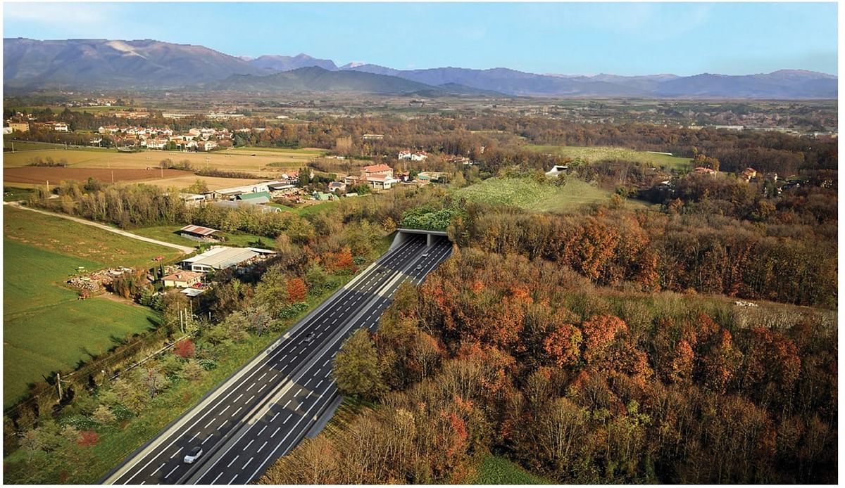 Webuild Bags Contract for Pedemontana Lombarda Highway Sections