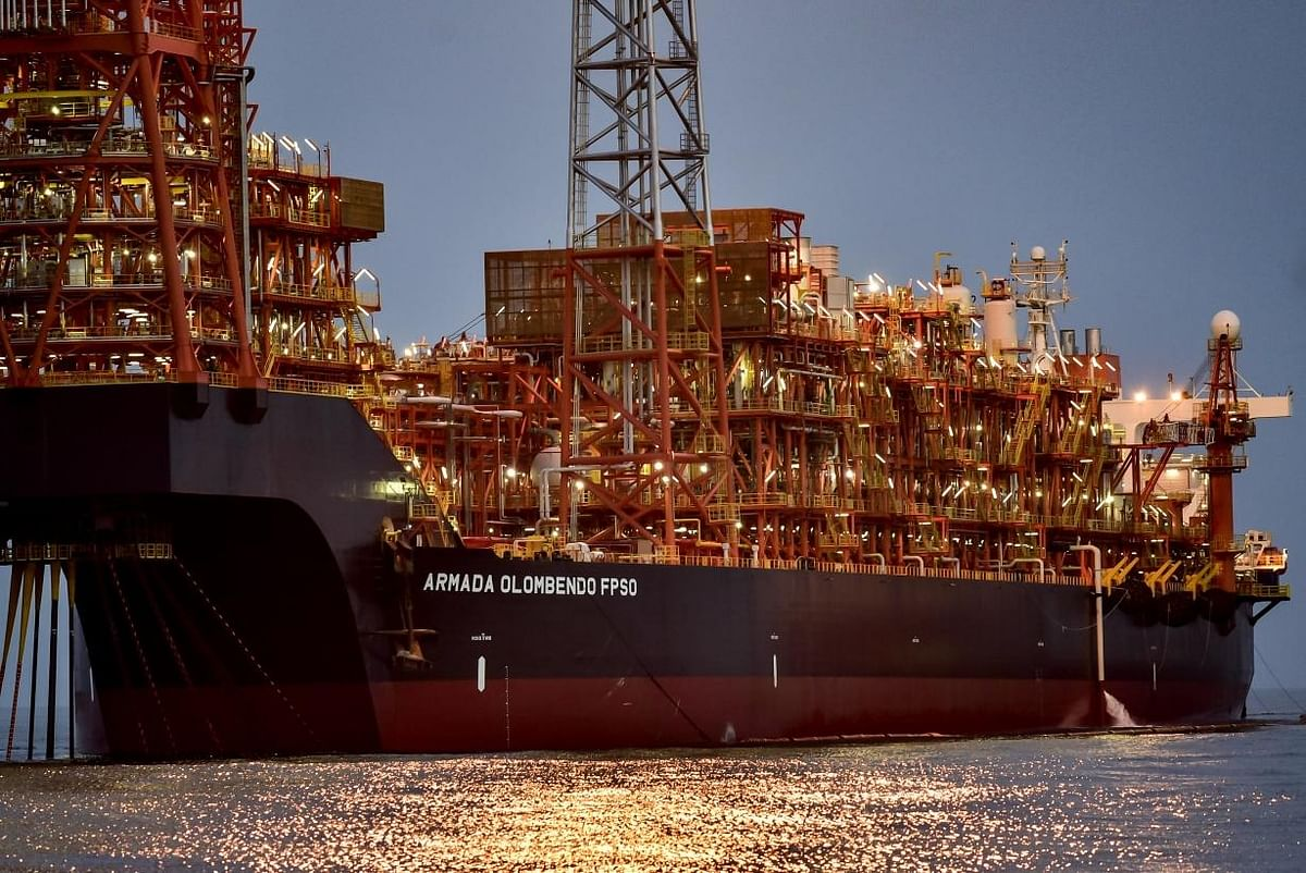 Eni Starts Cabaça North Project Offshore Angola