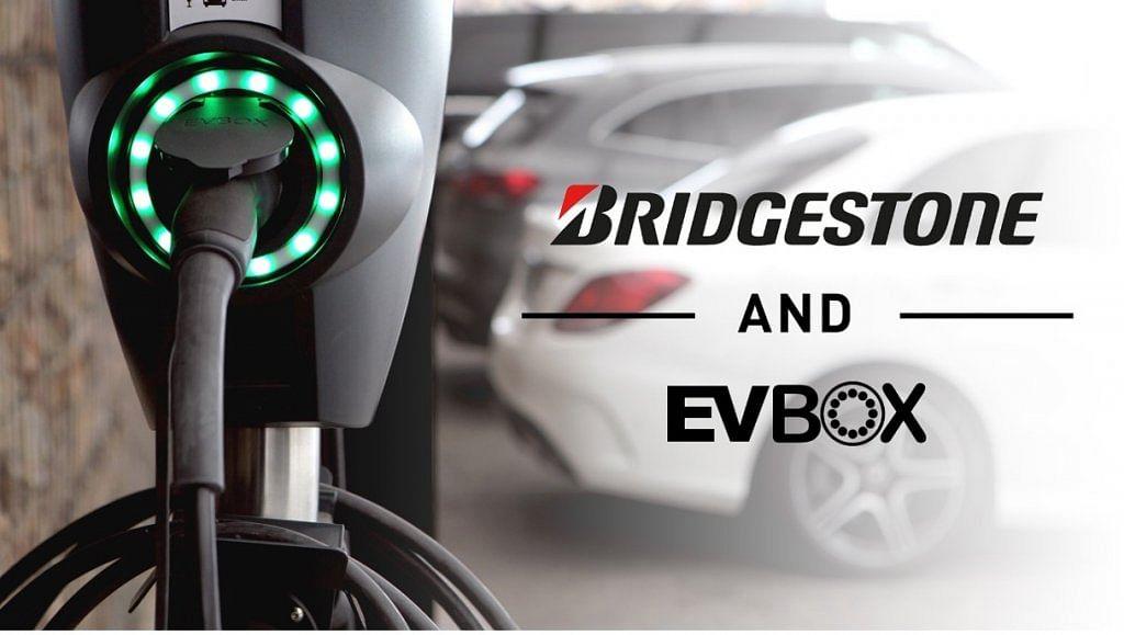 Bridgestone EMIA & EVBox Group to Expand EV Charging