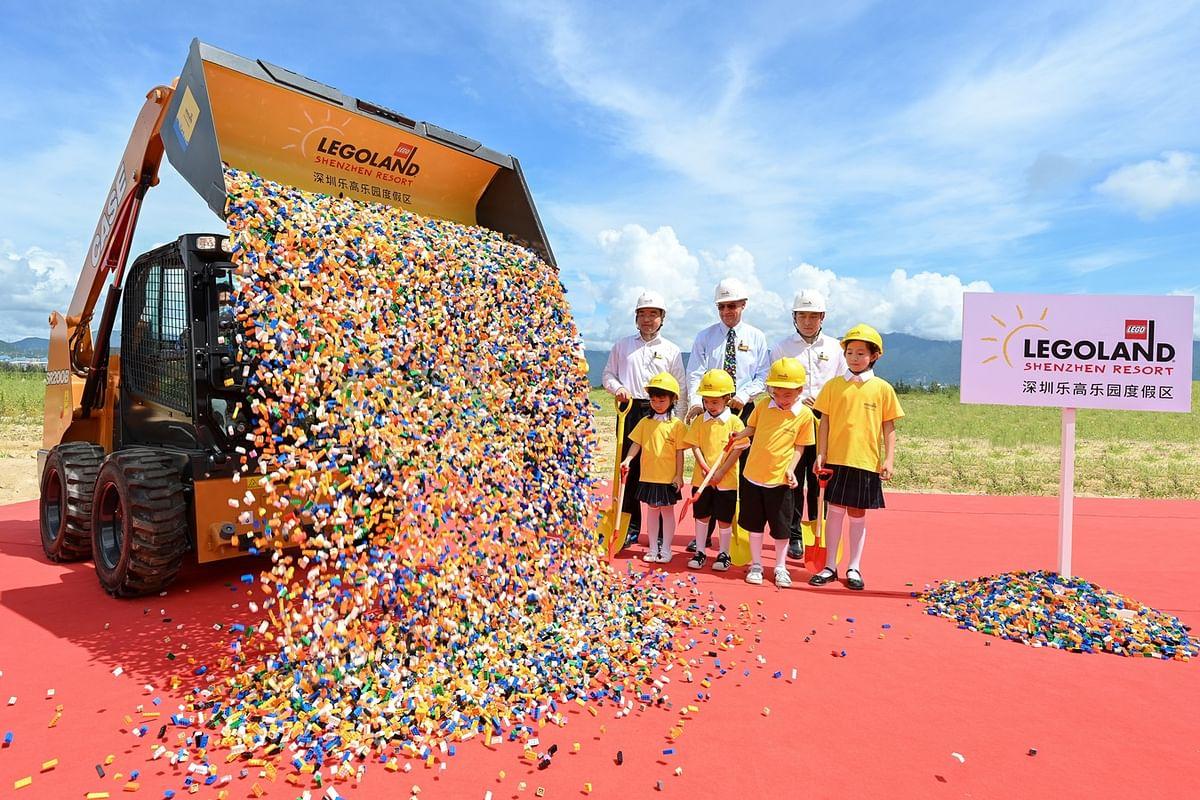 Construction Starts on LEGOLAND Resort in Shenzhen